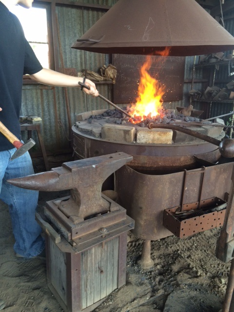 Beginner & Intermediate Blacksmithing Workshop - Sloss