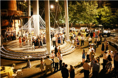 Norred S Weddings And Events: Sloss Furnaces Sloss Furnaces